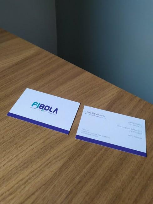 naamkaartje fibola